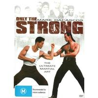 Only the Strong (Region 1 DVD)