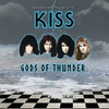 Kiss - Gods of Thunder (Blue & White Vinyl)