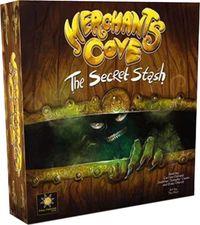 Merchants Cove - The Secret Stash (Board Game)