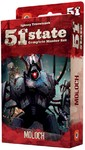 51st State: Master Set - Moloch Expansion (Card Game)