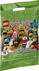 LEGO® Minifigures - Series 21 Single Minifigure (Assortment - 1 Figure Supplied At Random) - Cover