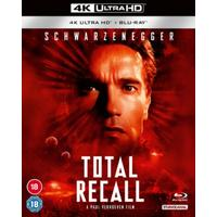 Total Recall (4K Ultra HD + Blu-ray)