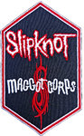 Slipknot - Maggot Corps Woven Patch