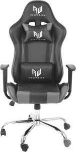 RogueWare - Racer Series Gaming Chair - Black - Cover