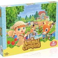Animal Crossing Puzzle (1000 Pieces)