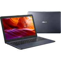 ASUS X543UA-GQ2591T i3-7020U 4GB RAM 1TB HDD Win 10 Home 15.6 inch Notebook - Grey - Cover