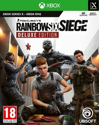 Rainbow Six: Siege - Deluxe Edition (Xbox Series X / Xbox One)