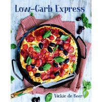 Low-Carb Express - Vicky De Beer (Paperback)