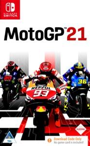 MotoGP 21 (Nintendo Switch) - Cover