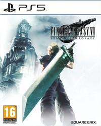 Final Fantasy VII Remake Intergrade (PS5) - Cover
