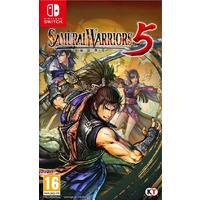Samurai Warriors 5 (Nintendo Switch)