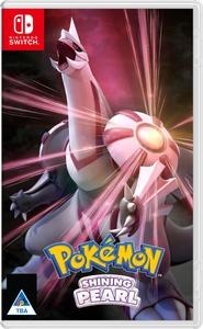 Pokémon Shining Pearl (Nintendo Switch) - Cover