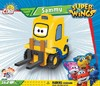 Cobi - Super Wings - Sammy Super Wings (162 Pieces)