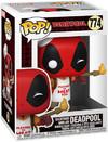 Funko Pop! Marvel - Deadpool - Backyard Griller Deadpool Pop Vinyl Figure