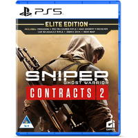 Sniper Ghost Warrior Contracts 2 - Elite Edition (PS5)