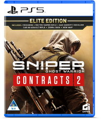 Sniper Ghost Warrior Contracts 2 - Elite Edition (PS5) - Cover
