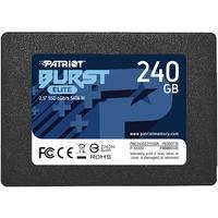 Patriot BURST ELITE 2.5 inch SATA III Solid State Drive - 240GB