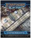 Starfinder - Flip-Mat - Crashed Starship (Role Playing Game)