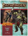 Pathfinder [Second Edition] - Adventure Path - Fists of the Ruby Phoenix 2/3 - Ready? Fight! (Role Playing Game)