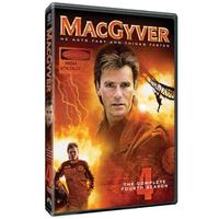 Macgyver: The Complete Fourth Season (Region 1 DVD)