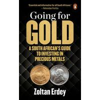 Going For Gold - Zoltan Erdey (Paperback)