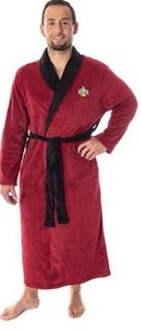 Star Trek - Picard New Generation Robe (Red)