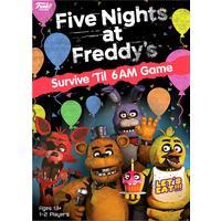 Five Nights at Freddy's: Survive 'Til 6AM (Board Game)