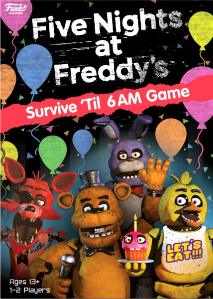 Five Nights At FreddyS Altersfreigabe