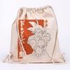 Dragon Ball Z - Super Goku - Cotton (Drawstring Bag)
