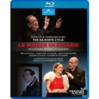 W.A. Mozart / Arnold Schoenberg Chor / Harnoncourt - Le Nozze Di Figaro (Region A Blu-ray)