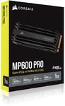 Corsair - MP600 PRO 1TB M.2 NVMe PCIe Gen. 4 x4 SSD