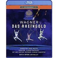 Wagner / Baleff - Das Rheingold (Region A Blu-ray)
