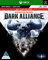 Dungeons & Dragons: Dark Alliance - Steelbook Edition (Xbox Series X / Xbox One)
