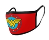 DC Comics - Wonder Woman Logo Pack of 2) (Face Covering)