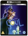 Soul (4K Ultra HD + Blu-ray)