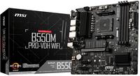 MSI B550M PRO-VDH Wi-Fi AM4 mATX Motherboard