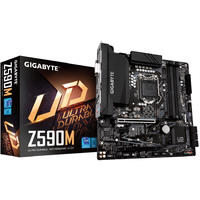 Gigabyte Z590 M All-in-One LGA 1200 Intel Ultra Durable Motherboard
