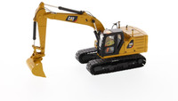 1/50 323 Hydraulic Excavator With 4 Tools High Line