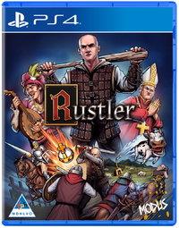 Rustler (PS4) - Cover