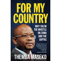 For My Country - Themba Maseko (Trade Paperback)