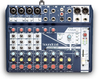 Soundcraft Notepad-12FX 12 Channel Mixer With USB & Lexicon Effects