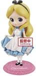 Banpresto - Disney Q Posket Glitter Alice Figure