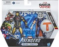 Marvel Avengers - 6-inch Iron Man and Task Master Action Figure