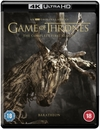 Game of Thrones: The Complete First Season (4K Ultra HD + Blu-ray)