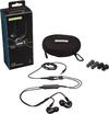 Shure SE215 Sound Isolating In Ear Earphones (Black)