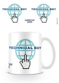 American Gods - Technical Boy Mug