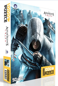 Assassin's Creed - Altair Puzzle (1000 Pieces)