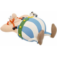 Asterix - Plastoy - Obelix Napping Fridge Magnet
