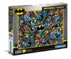 Clementoni - Impossible Batman Puzzle (1000 Pieces)