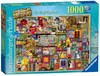 Ravensburger - 19412 - The Craft Cupboard Puzzle (1000 Pieces)